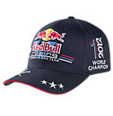S.Vettel World Champion Cap